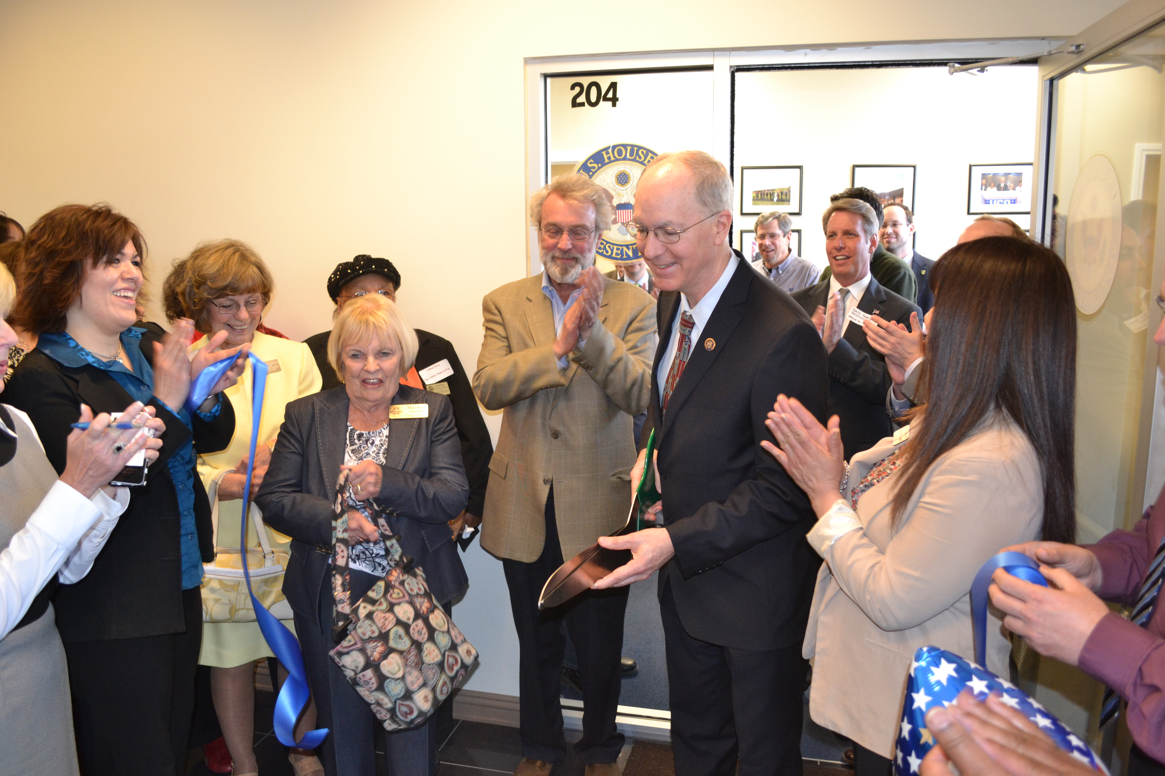Congressman Bill Foster Opens Aurora Office