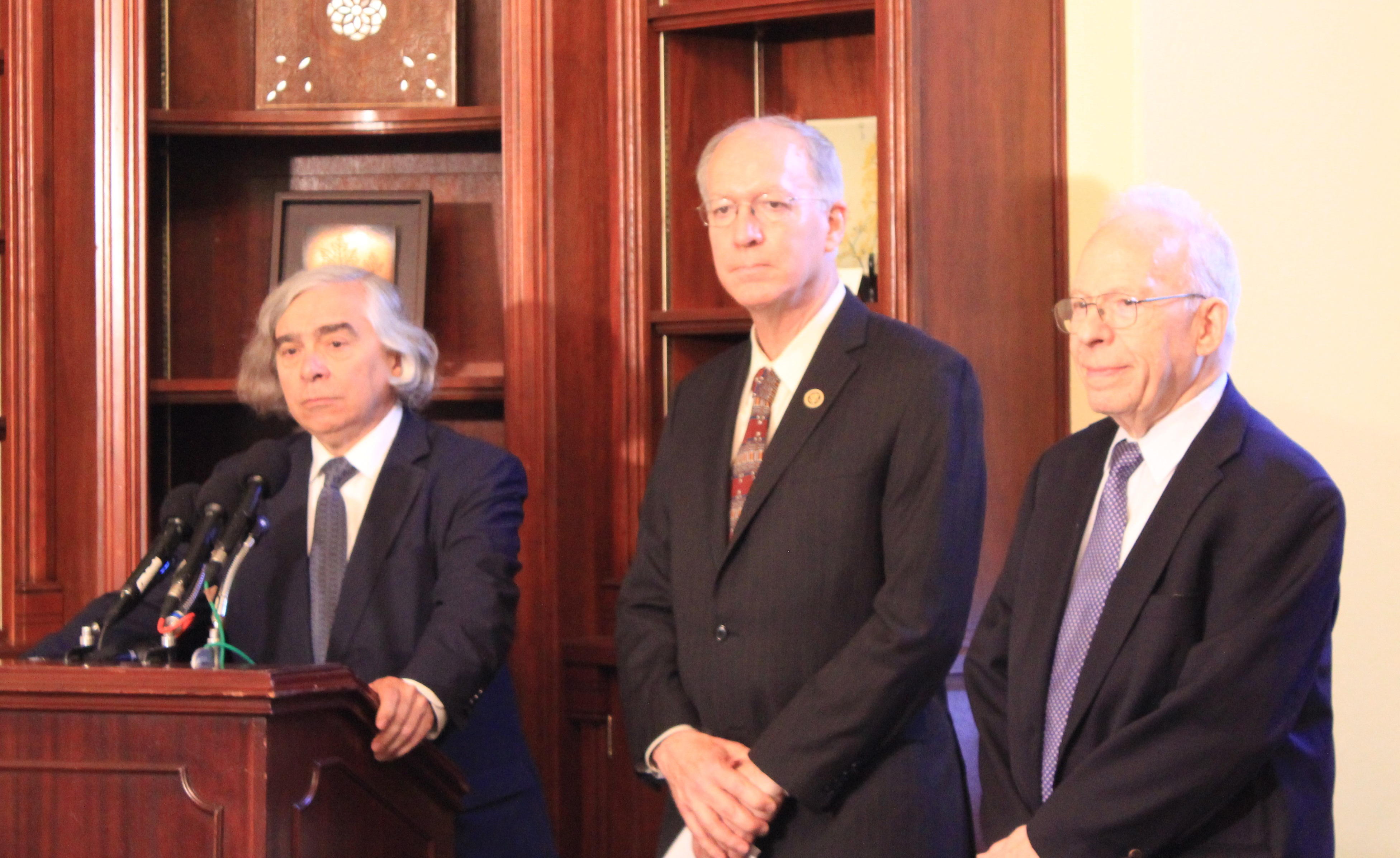 Foster Announces Support For Iran Nuclear Agreement Congressman